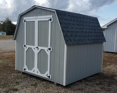 8x8 Madison Mini Barn Storage Shed from Pine Creek Structures of Egg Harbor New Jersey