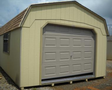 14x24 Dutch Garage