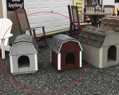 "20"" X 24"" Small Dog House"