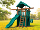 12x14 Kastle Series KC-1 Clubhouse Playset from Swing Kingdom