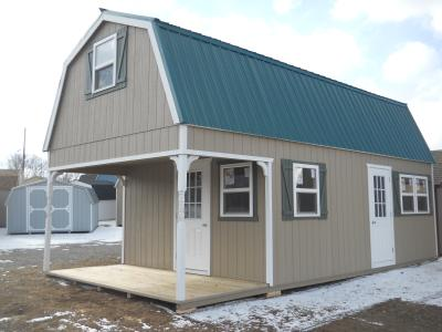 Sheds in binghamton ny pine creek structures for Two story garages for sale