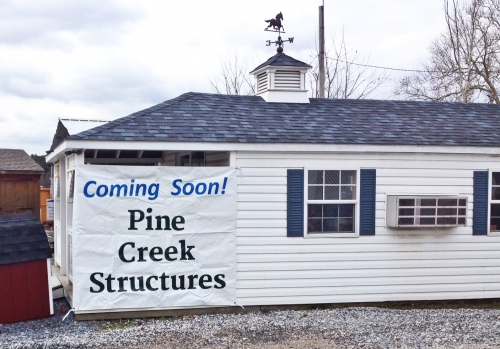 pine creek structures coming soon to millersville maryland